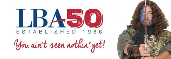 LBA Turns 50 Graphic