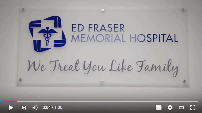 Ed Fraser Cardiology Spot